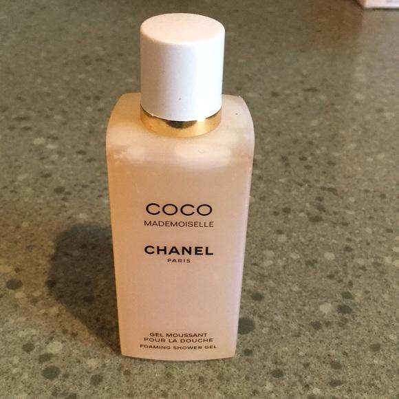da36c79b247 CHANEL Other - Coco Chanel Mademoiselle Foaming shower gel